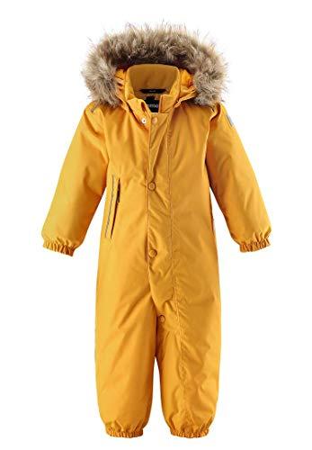 Reima Toddlers Gotland Winter Overall Gelb, Freizeitjacke, Größe 92 - Farbe Warm Yellow