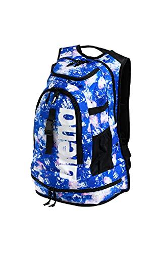 ARENA Fastpack 2.2 Allover Bolsas, Unisex-Adult, Multicolor, NS