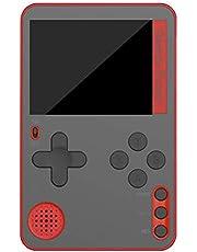 BOQIAN Ultratunn handhållet spel, bärbar, hållbar retro videospelkonsol, ficka Game Console