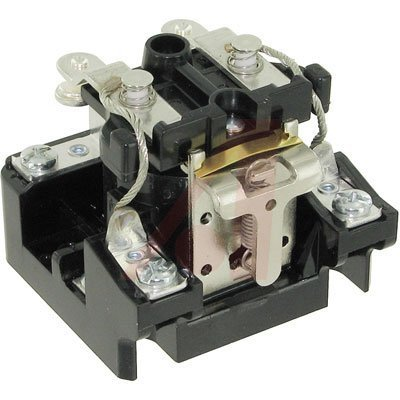 TE CONNECTIVITY/POTTER & BRUMFIELD PRD-7AG0-120 Power Relay, DPST-NO, 120VAC, 30A, Panel
