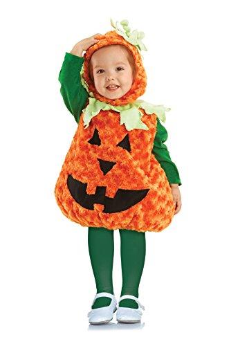 UNDERWRAPS unisex baby Baby's Pumpkin Belly-babies Costumes, Orange, Small US