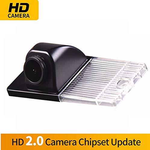 HD Caméra de Recul dans la plaque d'immatriculation Caméra vue arrière de voiture Imperméable IP69K Vision Nocturne pour Kia/Sportage/Sorento