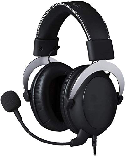 YANGYA Headset Gaming Headset, Microphone détachable sans Fil Surround stéréo, Compatible avec Pc / Ps4 / Xbox One/Switch