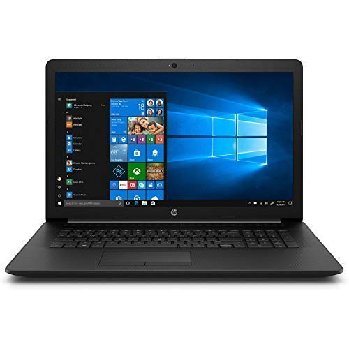 HP (17,3 Zoll) Notebook (AMD 4 Compute Cores, 4GB RAM, 1000GB S-ATA HDD, AMD Radeon R2, HDMI, VGA, Webcam, USB 3.0, WLAN, DVD-Brenner, Windows 10 Professional 64-Bit. Office 2018
