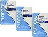 Purpose Gentle Cleansing Bar 6 Oz (Pack of 3) facial soap Mar, 2021