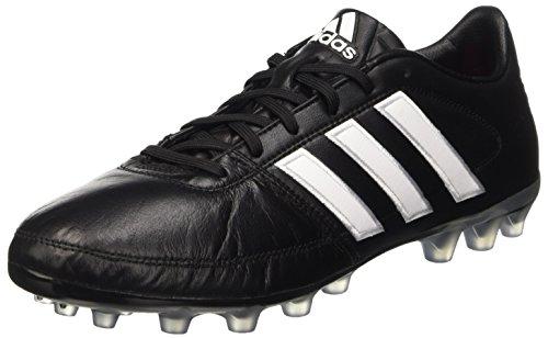 adidas Herren Gloro 16.1 AG Fußballschuhe, Schwarz (Core Black/FTWR White/Matte Silver), 42 2/3 EU