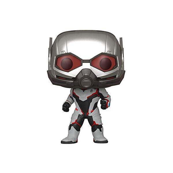 Funko Pop Ant-Man (Los Vengadores: Endgame 455) Funko Pop Los Vengadores