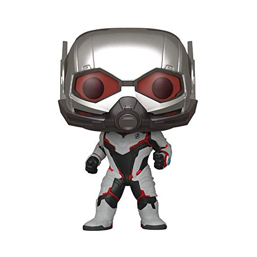 Funko - Pop! Bobble: Avengers Endgame - Ant-Man Figura Coleccionable, Multicolor (36666)