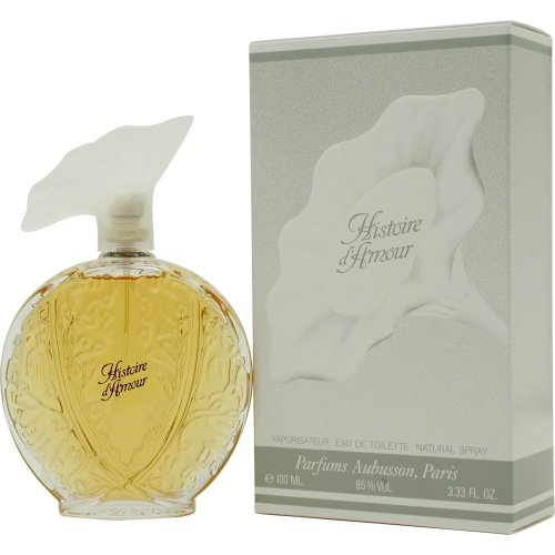 HISTOIRE D'AMOUR by Aubusson EDT SPRAY 3.4 OZ