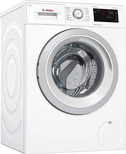 Bosch WAT28641 Serie 6 Waschmaschine Frontlader / A+++ / 137 kWh/Jahr / 1400 UpM / 8 kg / weiß / i-DOS / EcoSilence Drive