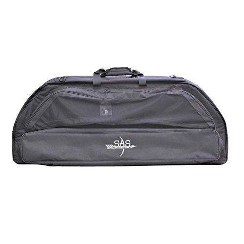 SAS Deluxe Double Compound Bow Case