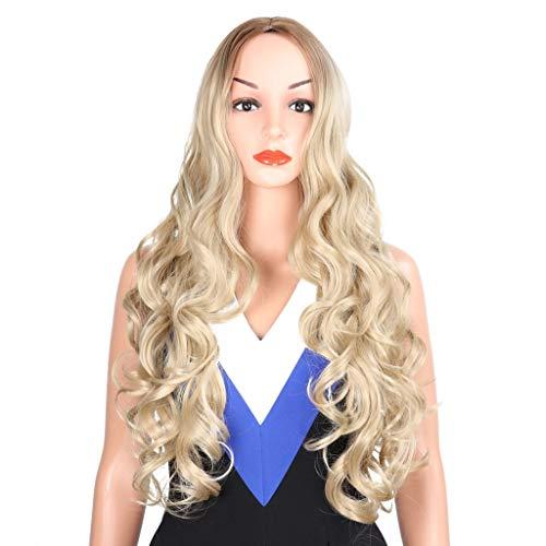 obtener pelucas doradas online