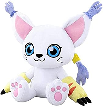 NC199 Plush Toys Doll Digital Monster Digimon Adventure Tailmon Stuffeds Cosplay Gift Limit Fashion 33Cm