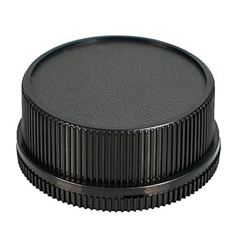 1セッライカMLM、ツァイスZM、フォクトレンダーVMマウントカメラリアレンズプロテクターカバーとボディプロテクターセットカメラボディキャップとレンズリアキャップキットと互換性があります