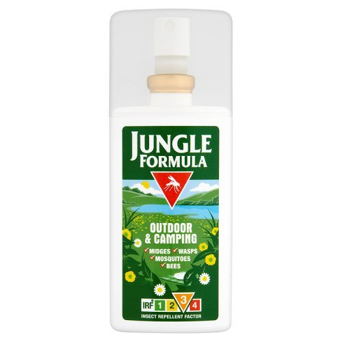 Jungle Formula Outdoor and Camping Pump Insect Repellent - 90 ml