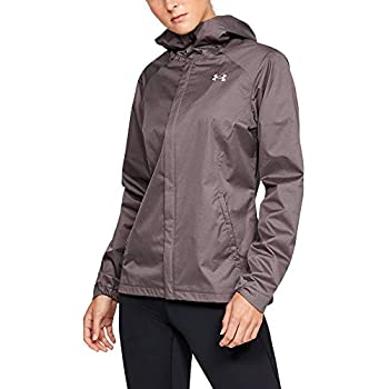 Under Armour Outerwear Women s UA Overlook Jacket Ash Taupe  057 /Tetra Gray X-Small