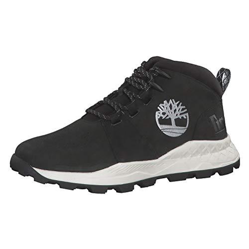 Timberland Herren Boots Brooklyn City Mid Lace Up schwarz (200) 45,5