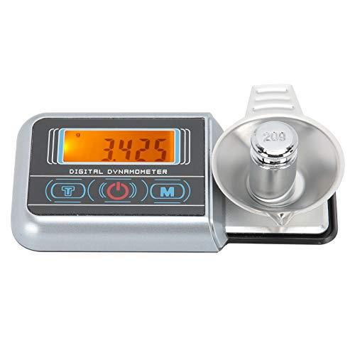 BWLZSP Escala de Peso, Escala de joyería, 100/0.005g, Escala de joyería, dinamómetro Digital eléctrico, Placa giratoria, Escala de Fuerza
