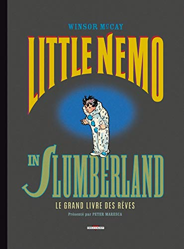 Little Nemo - Le grand livre des rêves (NED)