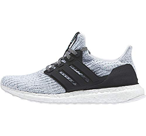 adidas Ultraboost Parley 4.0 Shoe Women's Running 6.5 Blue Spirit-Carbon-White
