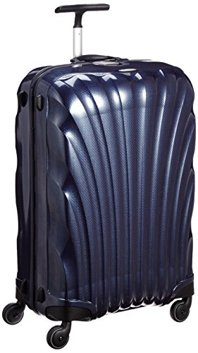 Samsonite Lite-Locked Koffer, 69 cm, 68 Liter, Navy Blue