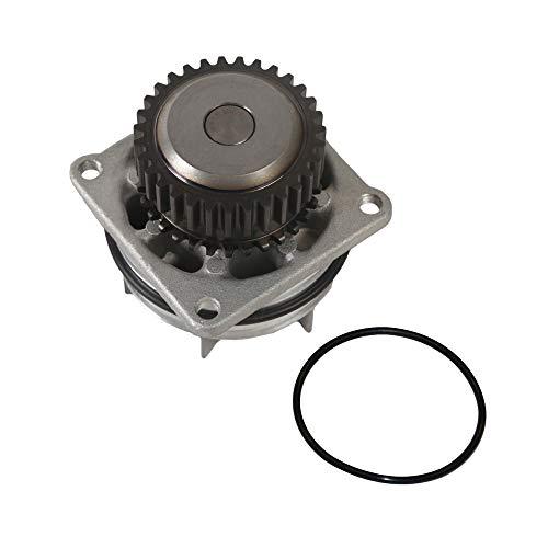 MOCA 150-2320 Engine Water Pump for 02-13 Infiniti EX35 FX35 M35 M37 & 02-13 for Frontier Maxima Pathfinder VQ37VHR VQ35DE VQ40DE