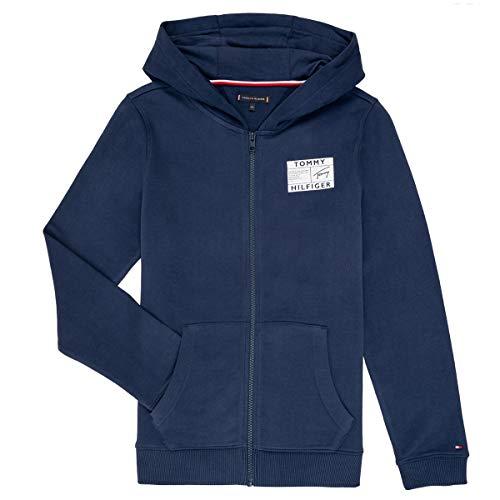 Tommy Hilfiger Kb0kb05810-c87 Sweatshirts Und Fleecejacken Jungen Marine - 14 Jahre - Sweatshirts Sweater