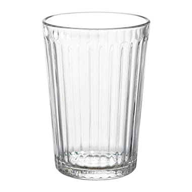 Ikea Vardagen Drinking Glasses 12 Ounce - Set of 6
