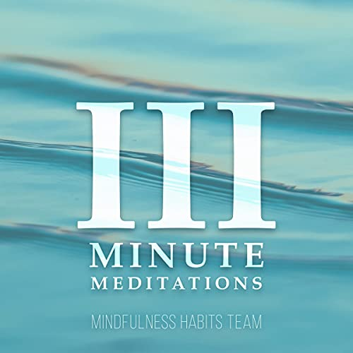 Download 3 Minute Meditations: Quick Guided Meditations for Sleep, Stress, Relaxation, Anxiety, and Self Heal audio book