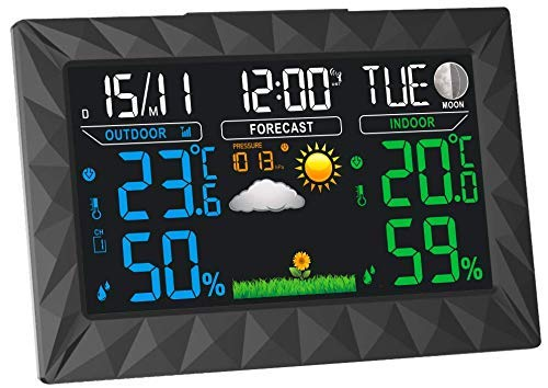 EpicWeather Weather Station with Outdoor Sensor