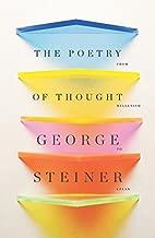Best george steiner a reader Reviews