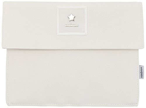 Cambrass Basic - Portadocumentos, 3 x 17 x 25 cm, color beige
