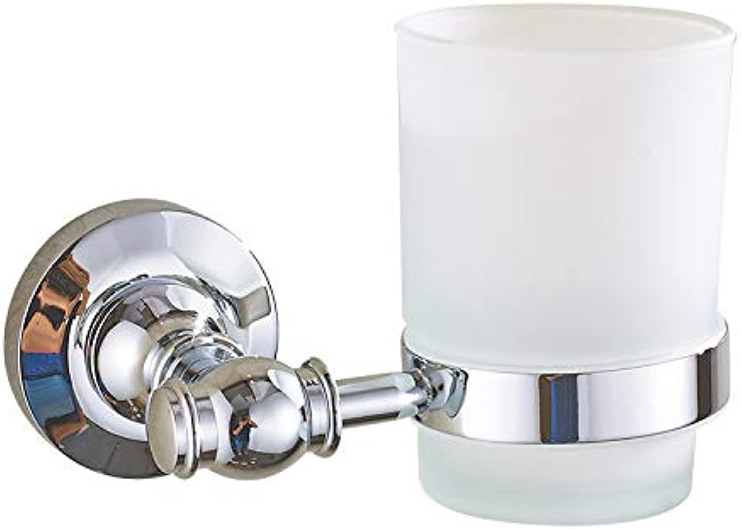 Bathroom Sink Basin Lever Mixer Tap Chrome-Plated Bathroom Toothbrush Cup Chrome-Plated Bathroom Toothbrush Cup Suite Single Apartment