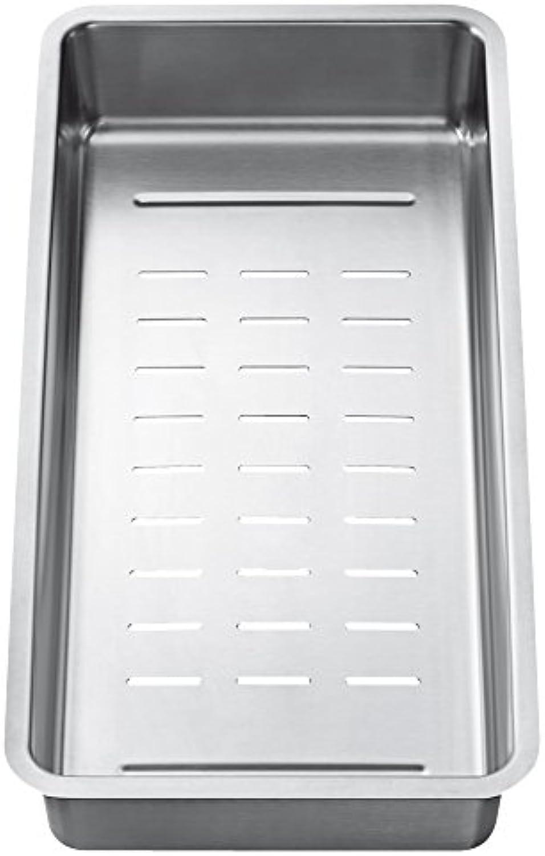 Weiß Edelstahlschale 231396 für Spüle DIVON II