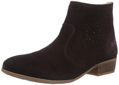 Desigual Damen Shoes Marlen Chelsea Boots, Braun (6009), 38