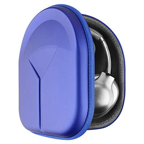 Geekria Tasche Kopfhörer für JBL T750BTNC, Live 650BT NC, Live 500BT, JBL Tune 750, Lifestyle E65BTNC, Hard Tragetasche, Schutztasche für Headset Case (Blau)