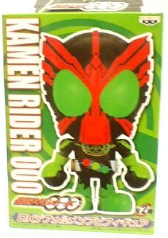 Kamen Rider OOO DX deformed Soft Vinyl Figure Takakiriba separately