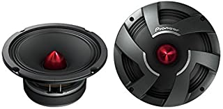 Pioneer TS-M800PRO 8-Inch PRO Series High Efficiency Mid-Bass Car Speaker Drivers - Pair (Discontinued by Manufacturer) , ... photo
