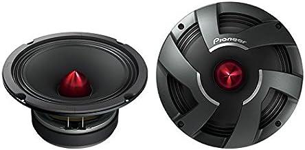 Pioneer TS-M800PRO 8-Inch PRO Series High Efficiency Mid-Bass Car Speaker Drivers –..