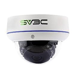 SV3C Full HD Dome Camera IP CCTV Surveillance Security
