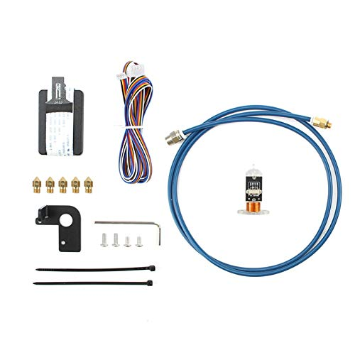 Hotsel Auto Leveling Sensor Kit Für Ender-3 Touch, Automatisches Leveling Modul PTFE Tube Düse Upgrade 3D Printer Kit