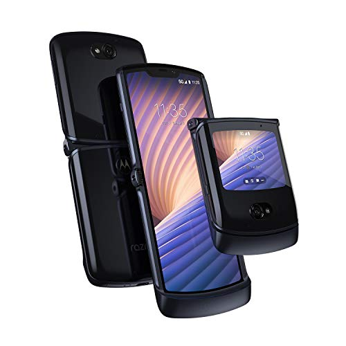 Motorola Razr 5G | Unlocked | Made for US by Motorola | 8/256GB | 48MP...