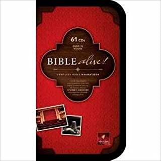 Disc - NLT Bible Alive! Complete-Dramatized (61 CD)