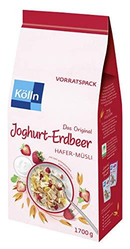 Kölln Müsli Joghurt Erdbeer, 1.7 kg