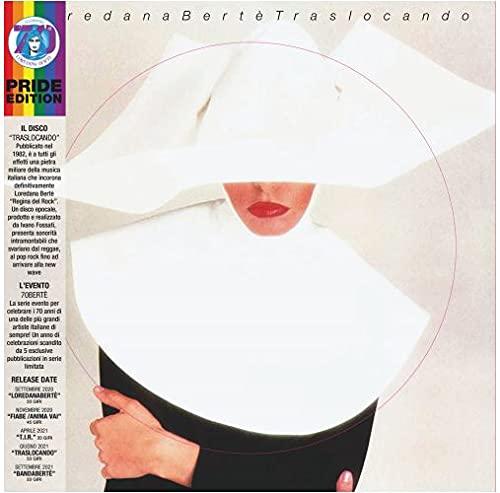 Traslocando (Picture Disc + Vinyl Black 180 Gr. Gatefold Limited Pride Edt.)