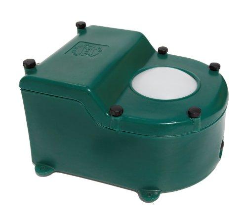 JFC Isoliertes Tränkebecken mit Einer Trinköffnung 25 Liter für Pferde, Großvieh, Schafe oder Ziegen