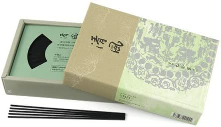 Fresh Breeze (Sei-fu) - Shoyeido Premium Daily Incense - 450 Sti