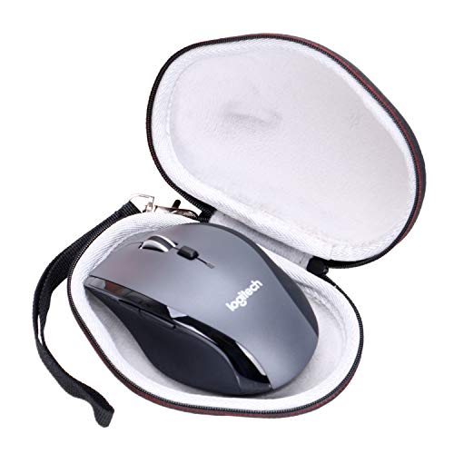 LTGEM EVA Custodia rigida per Logitech wireless Marathon mouse M705