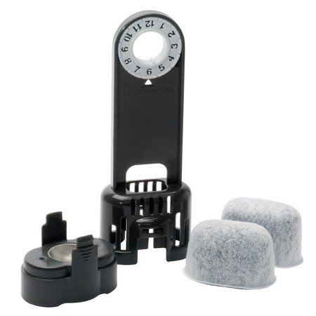 Blendin Water Filter Holder Assembly with 2 Filters,Compatible with Keurig...