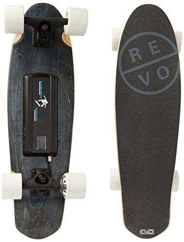 REVOE - Skateboard électrique EVO - Noir